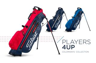 Players 4UP Golf Bags