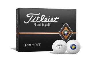 Titleist Pro V1 LUFC golf ball