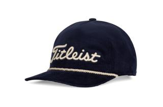 Titleist Corduroy Rope Hat