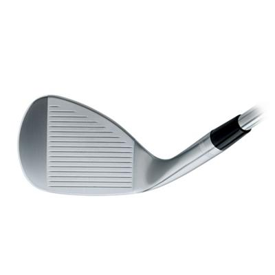 Spin Milled Face with New, Deeper TX3 Grooves