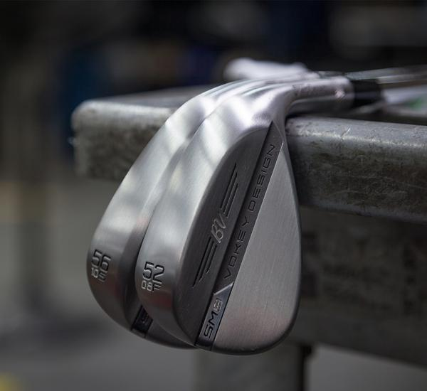 Vokey Design SM8 Wedges by Titleist