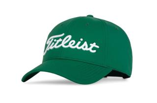 Titleist Tour Performance Hat with Shamrock Logo