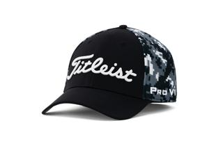 Titleist Digital Camo Tour Sports Mesh Golf Hat