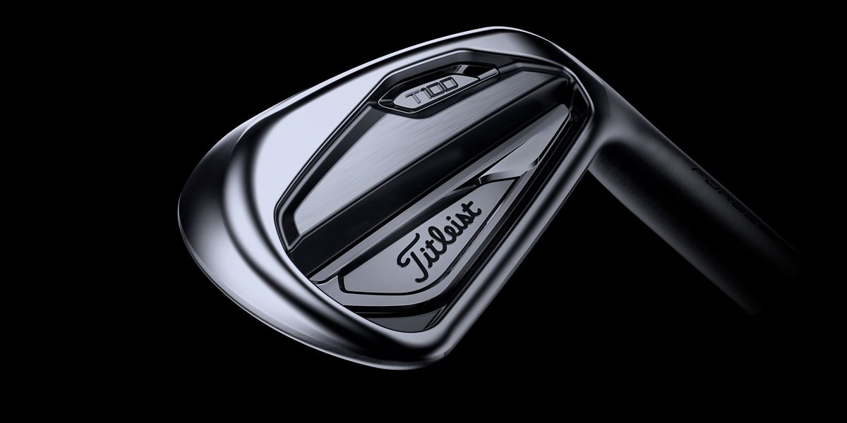 Titleist T100 Irons Product Image