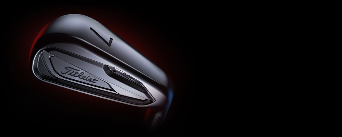 Titleist T100 Irons High Performance Sole Shape