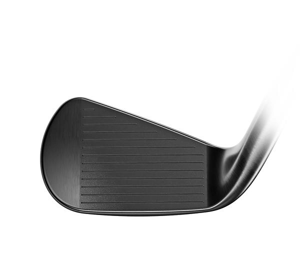 T100s Black Irons by Titleist Face Image