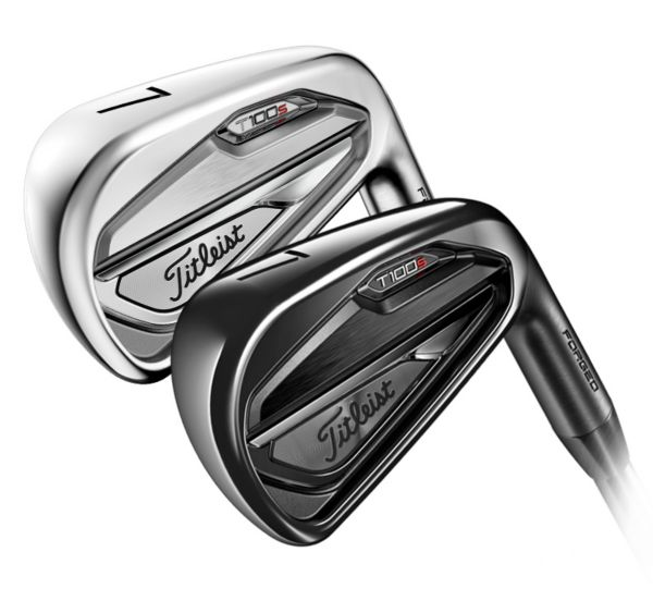 Explore T100S Irons by Titleist