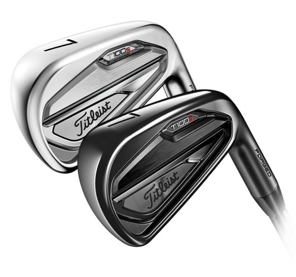T100s Irons by Titleist Hero Image
