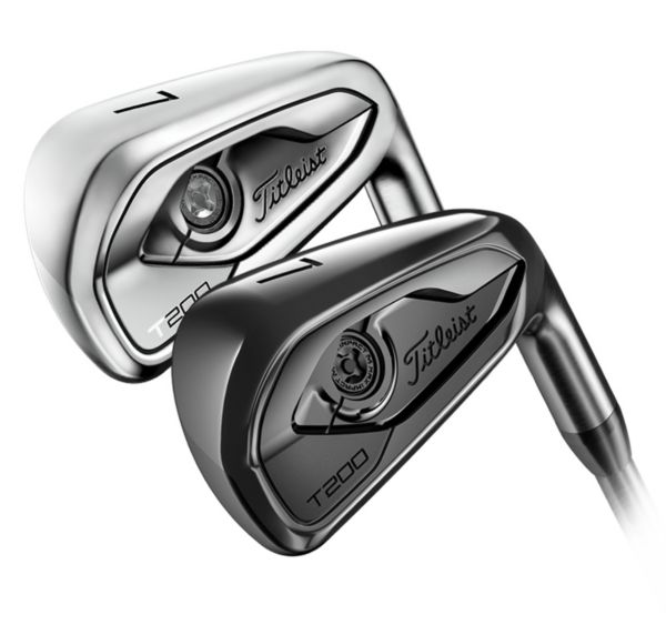Explore T200 Irons by Titleist