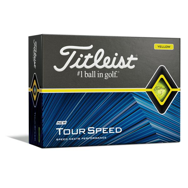 Tour Speed Yellow Dozen