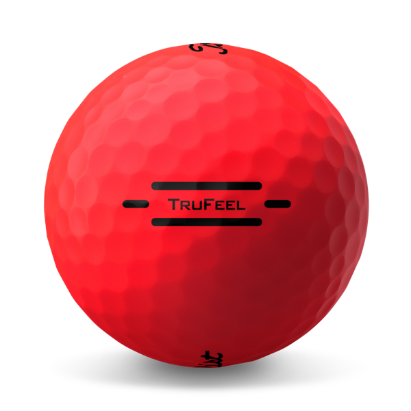 TruFeel Red Side Stamp