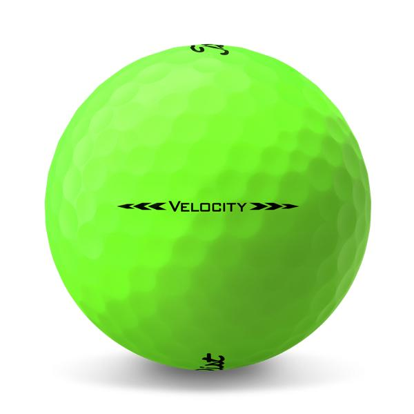 Velocity Matte Green Side Stamp