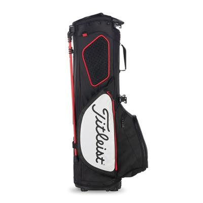 Players 4 Plus Golf Bag Side Saddle Pocket