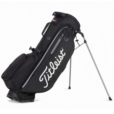 Players 4 Plus Golf Bag Black