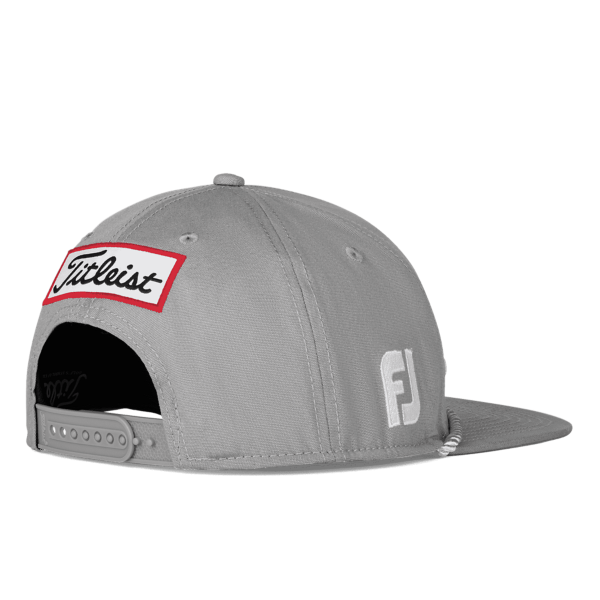 Titleist Tour Rope Flat Bill Golf Hat
