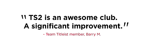 Team Titleist Member Barry