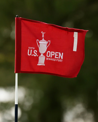 #1 Choice at the 2020 U.S. Open