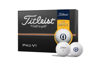 Titleist Pro V1 The Open golf ball