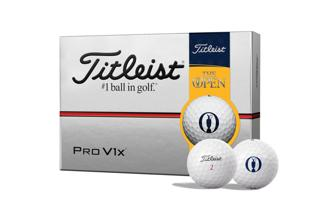 Titleist Pro V1<span>x</span>The Open golf ball