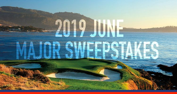 2019 June Major Sweepstakes