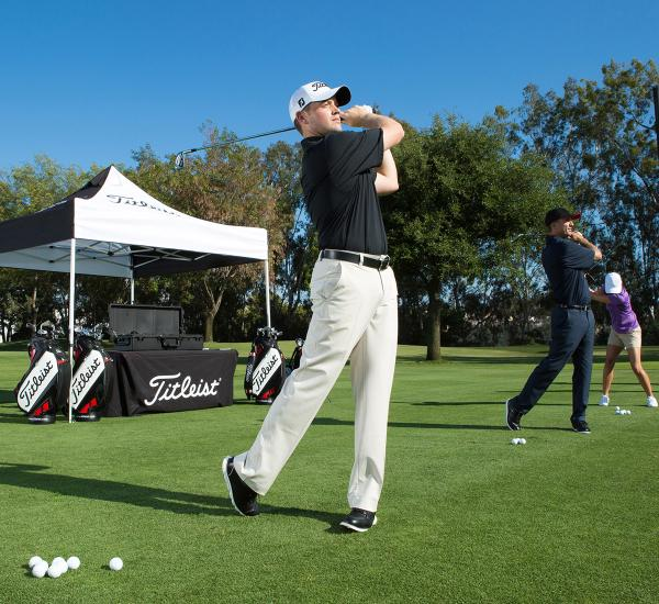TITLEIST TRIAL EVENTS
