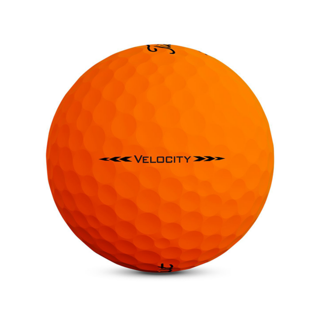Velocity Orange Side Stamp