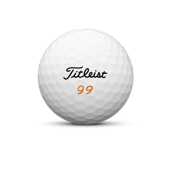 Velocity Golf Ball Double Digit Nameplate