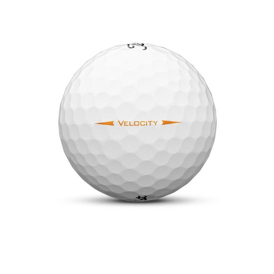 Velocity Golf Ball Double Digit Sidestamp