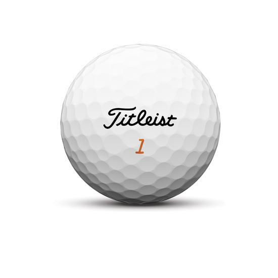 Velocity Golf Ball White Nameplate