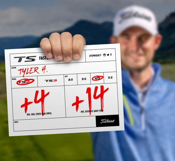 Titleist TS Fitting Weekend