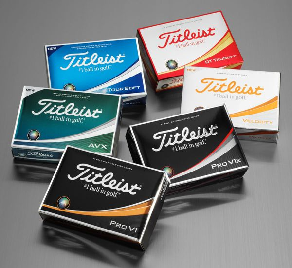 FIND THE RIGHT GOLF BALL FOR YOUR GAME