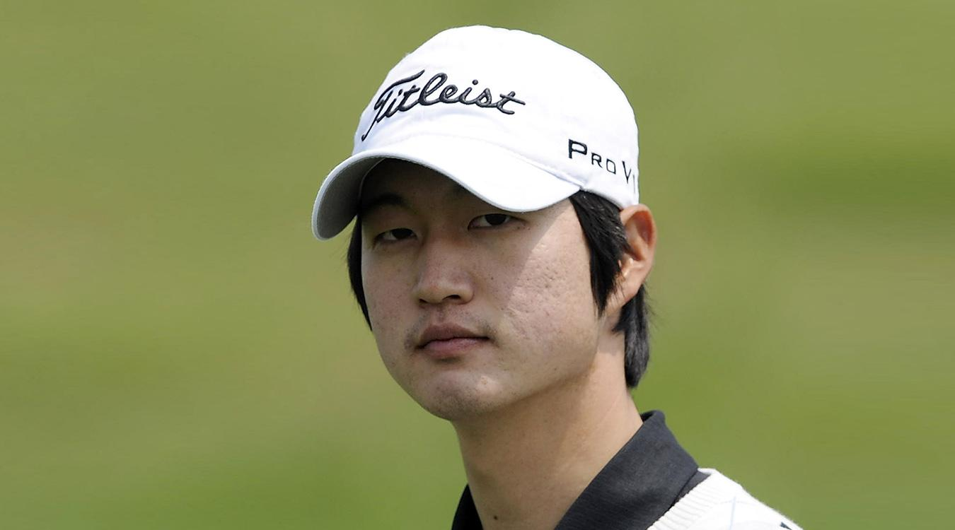 Do Hoon #753 Kim, Titleist Golf Ambassador