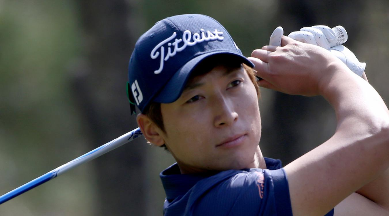 Dong-min Lee, Titleist Golf Ambassador