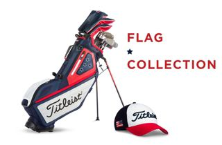 Titleist USA Flag Collection