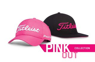 Titleist Pink Out Collection
