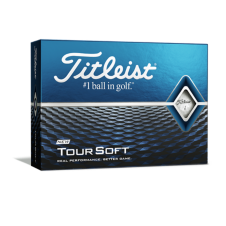 One Dozen Pack of Tour Soft Golf Balls
