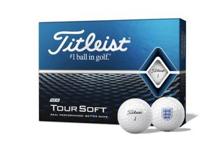Titleist Tour Soft with Scotland Football Team golf balls