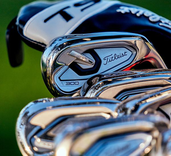 fitting image at manchester lane with titleist irons