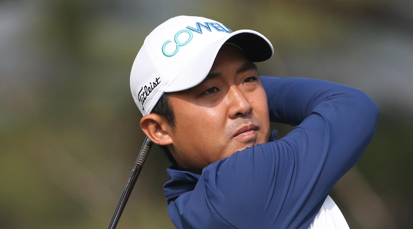 Jun-won Park, Titleist Golf Ambassador