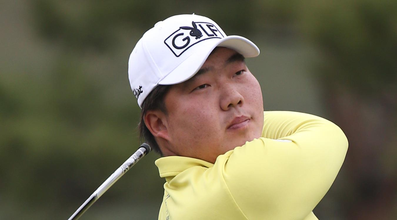 Ki Sang Lee, Titleist Golfer