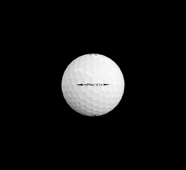 Left Dash Golf Ball