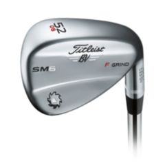 Titleist Spin Milled SM6 Wedge Golf Club