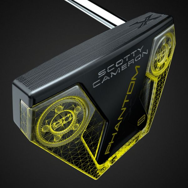 Scotty Cameron Phantom X solid face technology