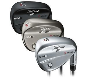 VOKEY DESIGN SM6 WEDGES