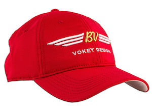 Vokey Design Q-Max Cap - Red