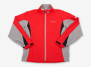 Hydrolite Jacket - Red/Gray/Black